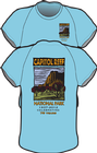 75 Years Capitol Reef Ladies T-Shirt