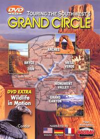 Touring the Southwest's Grand Circle DVD